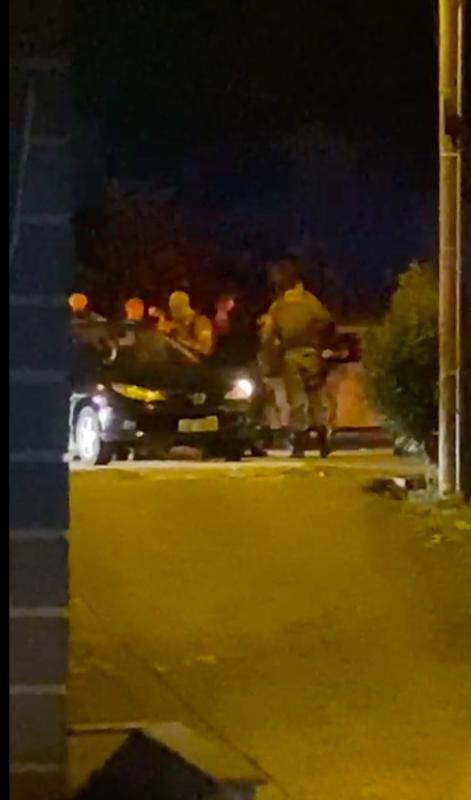 Um tiroteio deixou dois homens feridos em Florianópolis – Foto: Divulgação/ND