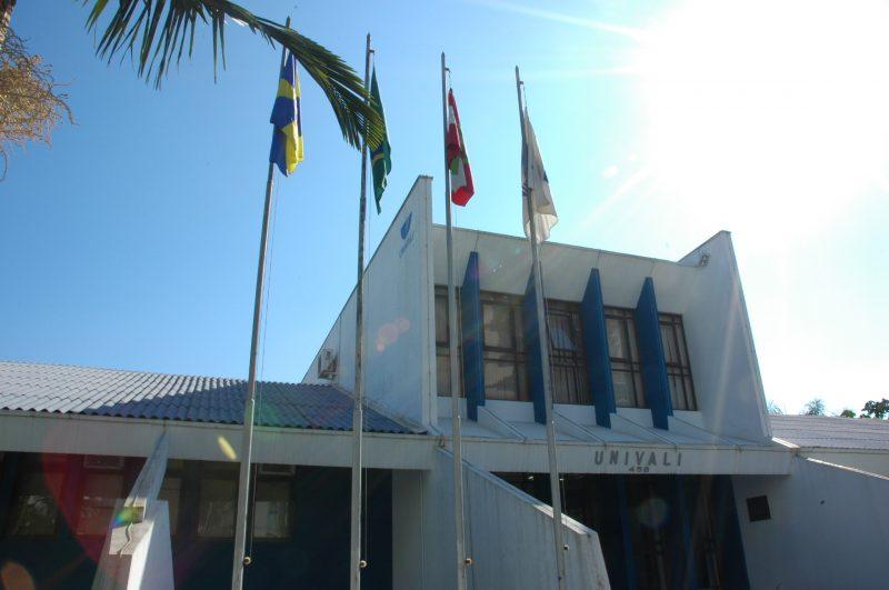 Univali, em Itajaí – Foto: Univali/Divulgação