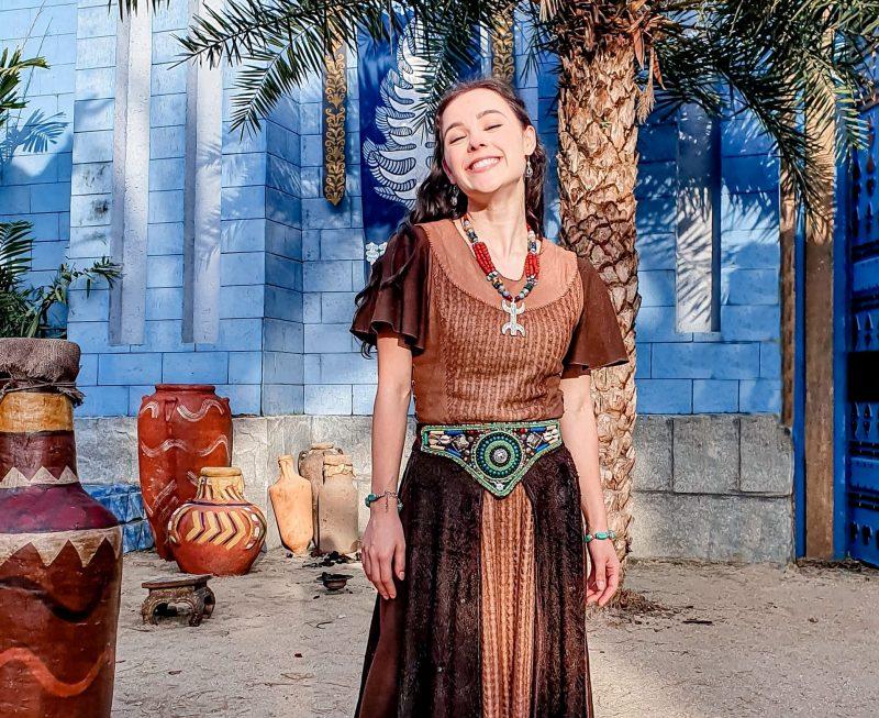 Adalia, personagem da novela gênesis