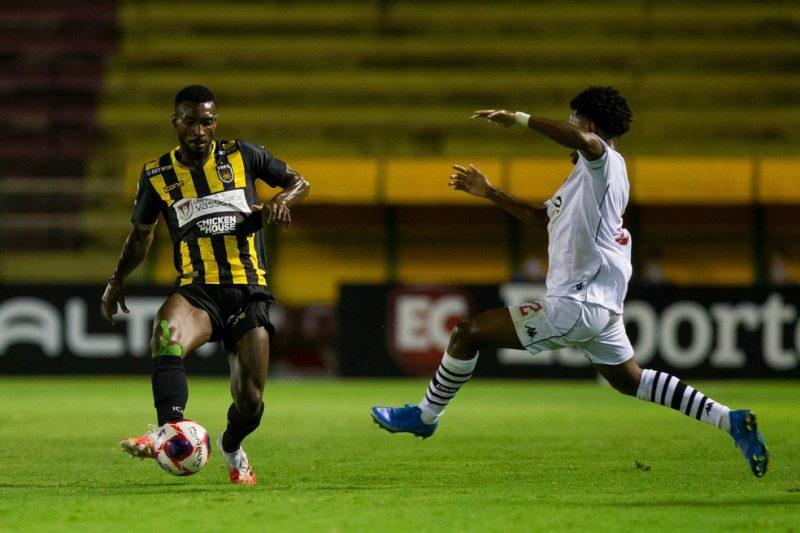Vasco voltou a perder no Campeonato Carioca – Foto: Andre Moreira / VRFC