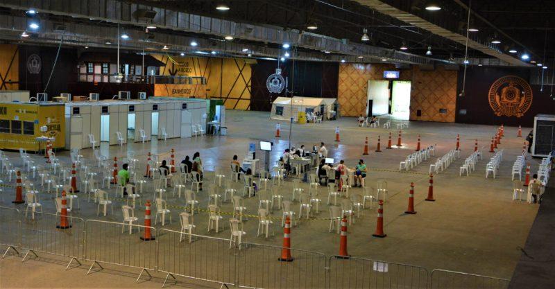Blumenau reúne esforços no combate à pandemia – Foto: Divulgação/PMB