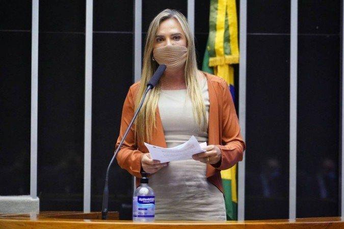 Deputada Celina Leão apresentou texto na Câmara dos Deputados – Foto: Divulgação/Câmara dos deputados