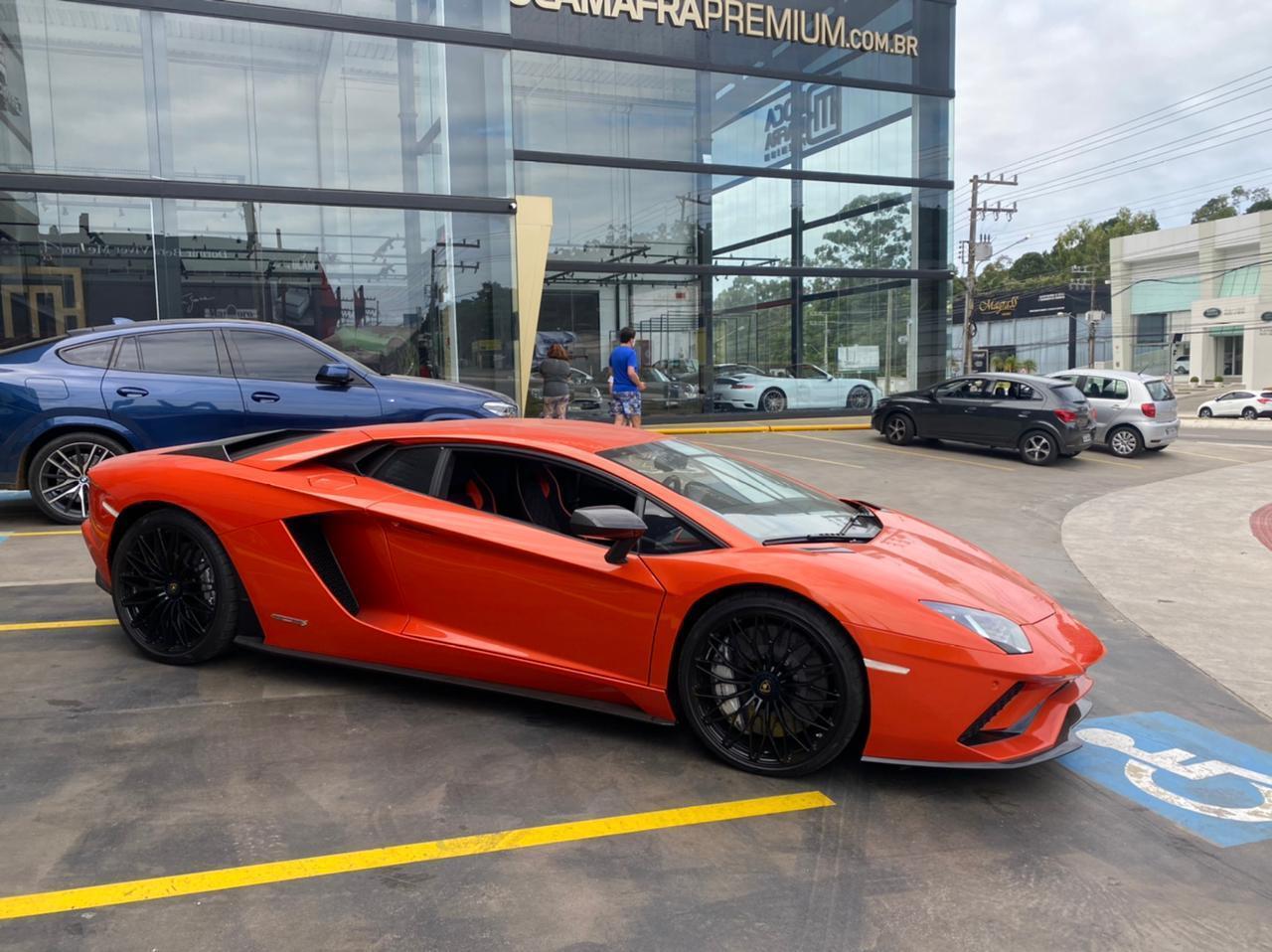Modelo exclusivo de Lamborghini é avaliado em R$ 4,5 milhões - Divulgação/ND