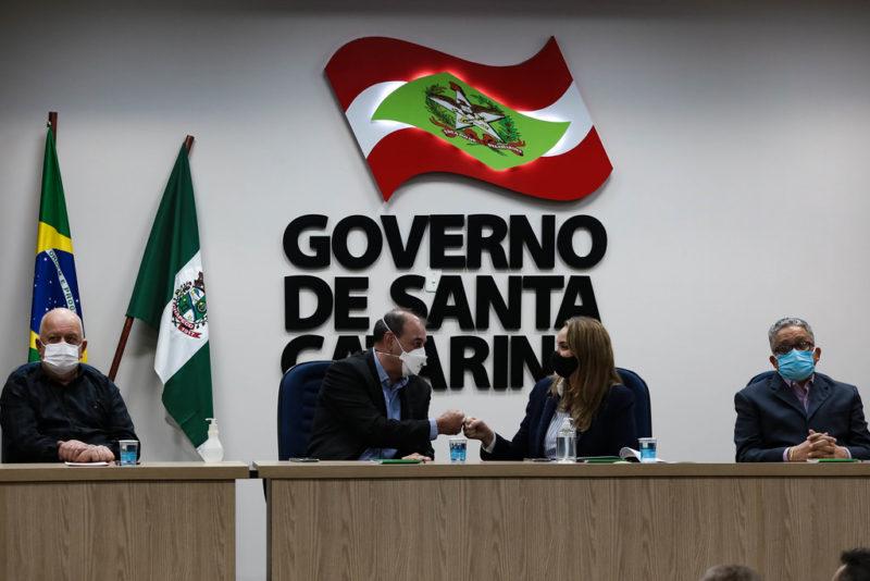 Visita da governadora a região Oeste do Estado; anúncios importantes na manga – Foto: Mauricio_Vieira/Ascom/ND