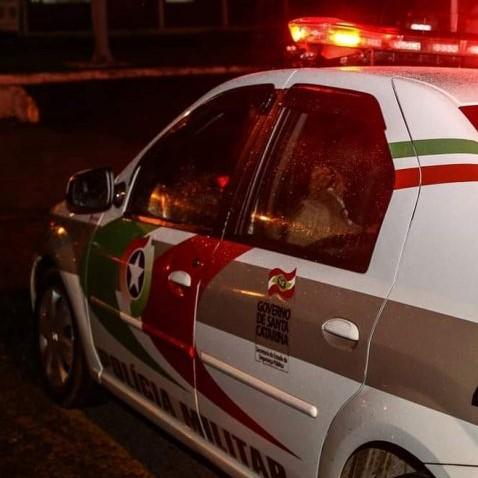 Crime ocorreu na madrugada d quarta-feira (21) em Monte Carlo, no Meio-Oeste de SC – Foto: Giovanni Silva/Arquivo/Divulgação ND