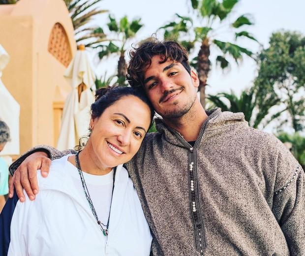 Simone e Gabriel Medina – Foto: Reprodução/Instagram
