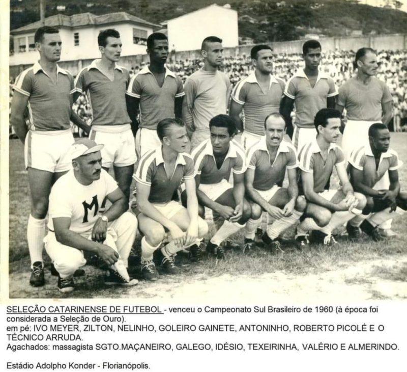 Teixeirinha era o nosso Pelé – Foto: Divulgação