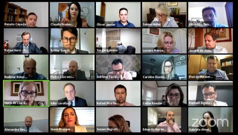OAB/SC vai à Corregedoria-Geral da Justiça contra juiz e servidora por mensagens publicadas em sentença – Foto: Divulgacão/JusCatarina/ND