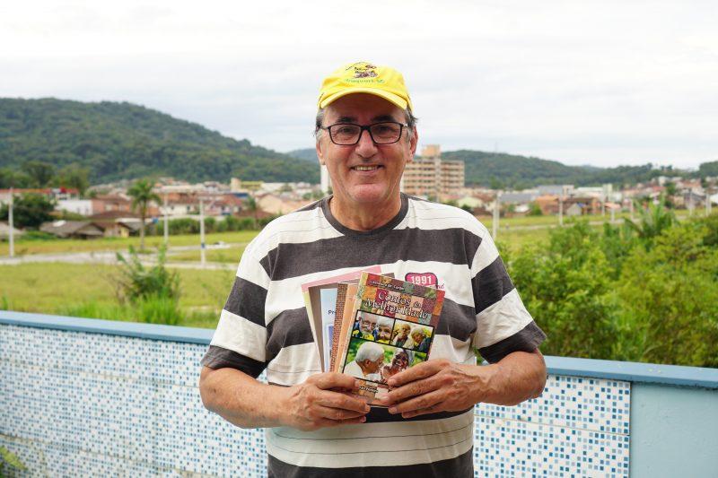 """Pedro João Pereira é filho adotivo da cidade que """"é tudo para nós"""", diz – Foto: Divulgação"""