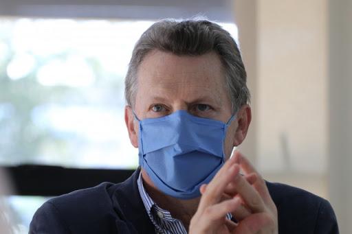 O Secretário Municipal de Saúde de Criciúma acredita que o banco de dados poderá ser atualizado futuramente pelas unidades de saúde – Foto: Acélio Casagrande.