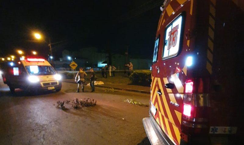 Jovem de 18 anos morreu após grave batida – Foto: Corpo de Bombeiros/Divulgação ND