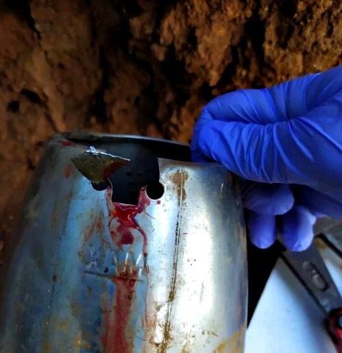 Caso ocorreu na tarde de terça-feira (20) – Foto: Corpo de Bombeiros/ND