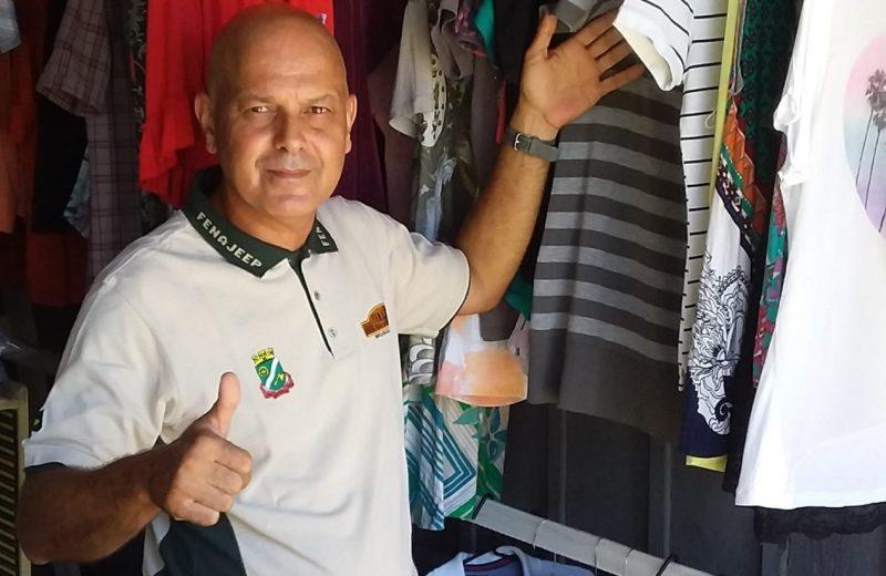 Nardele Estevão, de 52 anos, morreu afogado no rio Piraí, no domingo de Páscoa – Foto: Reprodução/Redes Sociais