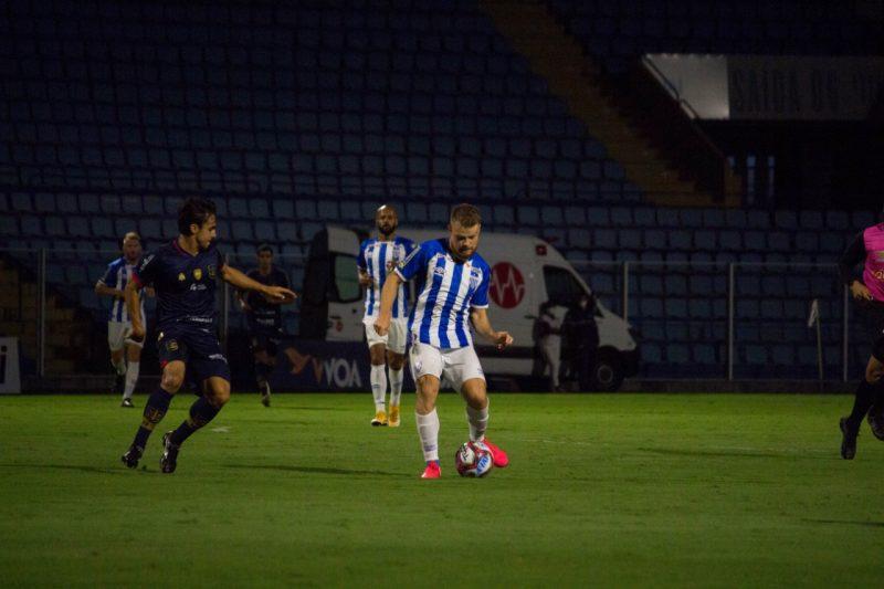 Avaí x Marcílio Dias, pela 7ª rodada do Catarinense 2021. – Foto: André Palma Ribeiro/Avaí FC