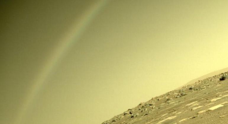 Solo de Marte
