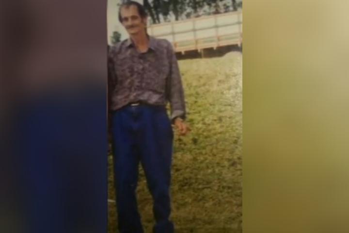 Há 23 anos família ainda não tem respostas sobre o misterioso desaparecimento do agricultor. - Arquivo Pessoal/Reprodução/ND