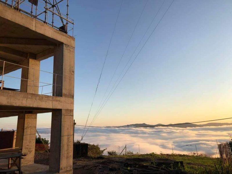 Também será instalado um elevador que possibilitará que os turistas subam 33 metros, onde terão uma visão da cidade de Encantado e do Vale de Taquari. – Foto: Associação Amigos de Cristo/Divulgação/ND
