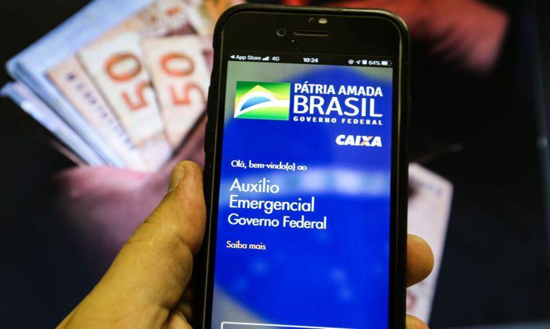 Calendário de pagamento do auxílio emergencial começa nesta terça-feira (6) – Foto: Marcello Casal Jr/Agência Brasil/ND