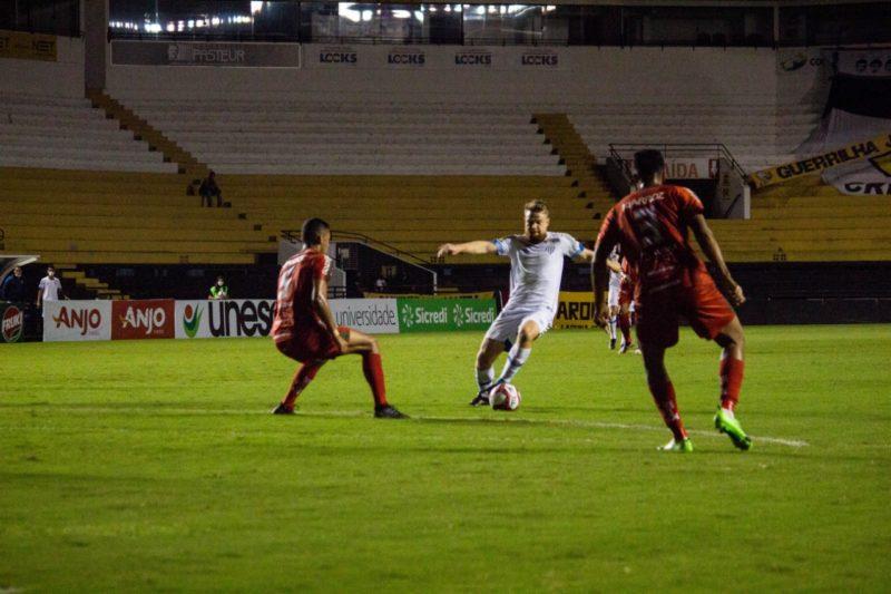 Avaí vence o Próspera e abre vantagem para a sua classificação – Foto: André Palma Ribeiro/Avaí FC