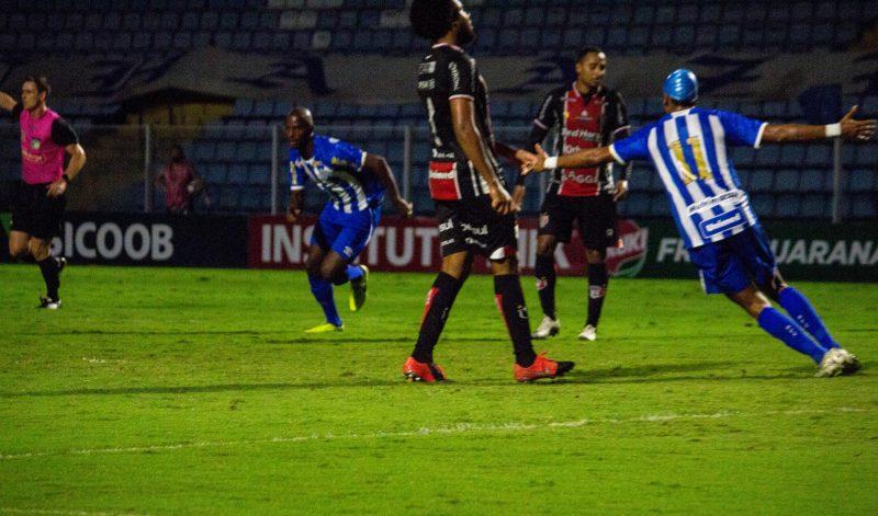 Gustavo, mais uma revelação da base do Avaí. – Foto: André Palma Ribeiro/Avaí FC