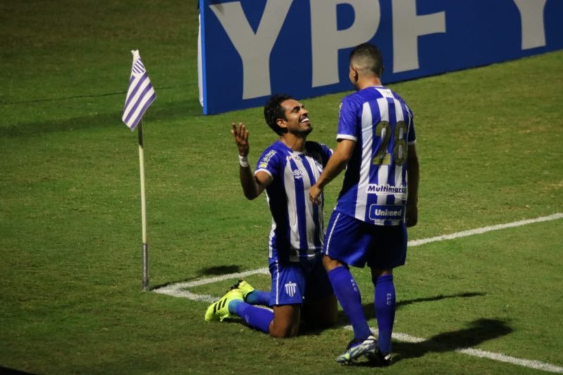 Avaí, Cascavel, Copa do Brasil, Junior Dutra, atacante, – Foto: Frederico Tadeu/Avaí/ND