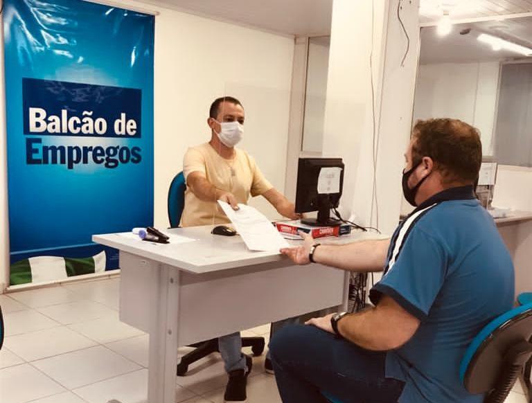 Entrevistas no local acontecem ao longo da semana para diferentes áreas de atuação – Foto: Prefeitura de Chapecó/Divulgação/ND
