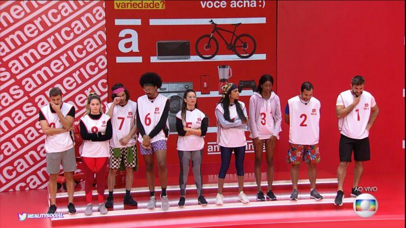 Prova do líder ocorreu nesta quinta-feira (15) e teve Viih Tube como a grande vencedora – Foto: Rede Globo/Divulgação