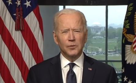 Joe Biden anuncia retirada de tropas do Afeganistão – Foto: Reprodução/Youtube