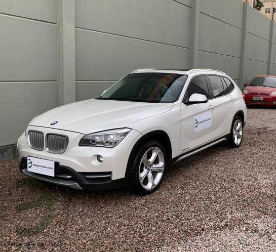 BMW disponível em leilão – Foto: Reprodução/Daniel Garcia Leilões