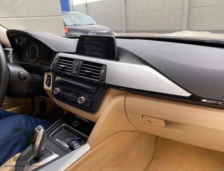 BMW disponível em leilão - Reprodução/Daniel Garcia Leilões
