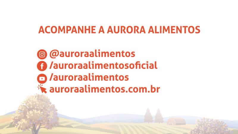 Redes Sociais Aurora – Foto: Divulgação