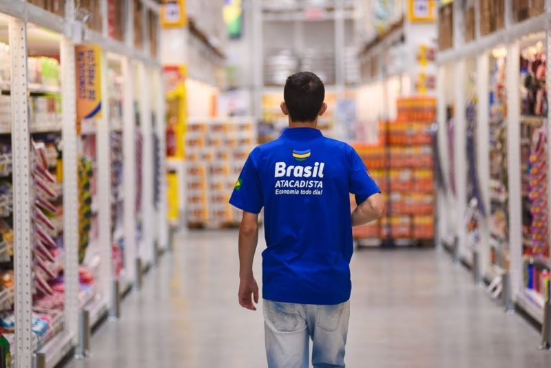 Brasil Atacadista, Economia todo dia! – Foto: Divulgação/ND
