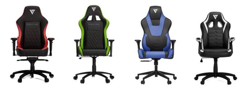 Force One chega ao mercado com cadeiras gamer a partir de R$ 899 - Divulgação/Force One