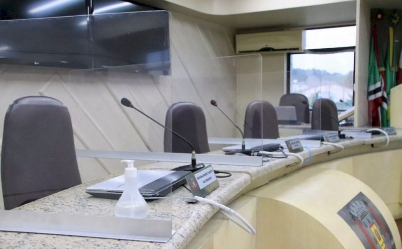 Câmara de Vereadores de Criciúma – Foto: Divulgação