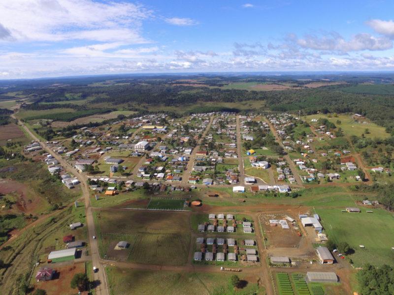 Calmon está entre os municípios de SC sem casos ativos da Covid-19 – Foto: Prefeitura de Calmon/Divulgação/ND
