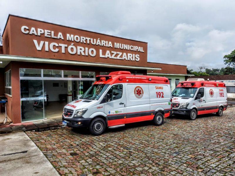Caso aconteceu na manhã desta quinta-feira (8), em Jaraguá do Sul – Foto: Fabio Junkes/OCP News