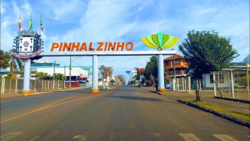 Caso aconteceu na cidade de Pinhalzinho, que é conhecida como a Capital da Amizade – Foto: Reprodução/ND