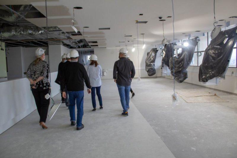 Estrutura fica anexa ao hospital Marieta – Foto: Ricardo Ruas