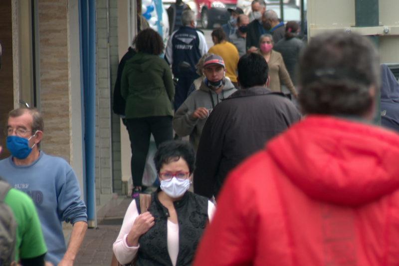 Blumenau registra mais três mortes por coronavírus nesta sexta – Foto: Reprodução/NDTV Blumenau