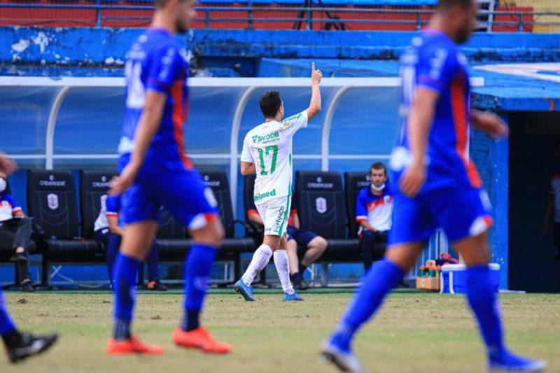 Chapecoense X Marcílio Dias: Veja as prováveis escalações para o jogo da semifinal – Foto: Márcio Cunha/Chapecoense/Divulgação ND