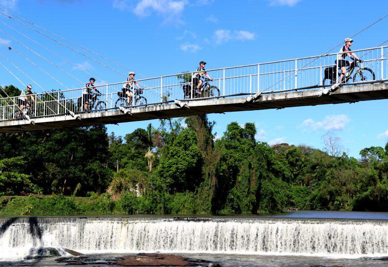 Lugares que encantam os participantes e enriquecem a aventura – Foto: Divulgação