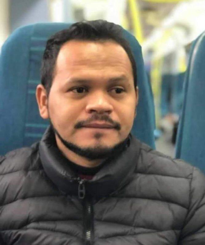 Clayton Moreira da Silva, de 33 anos, foi vítima de latrocínio na noite desta segunda (26), em Morro da Fumaça – Foto: Reprodução/Facebook