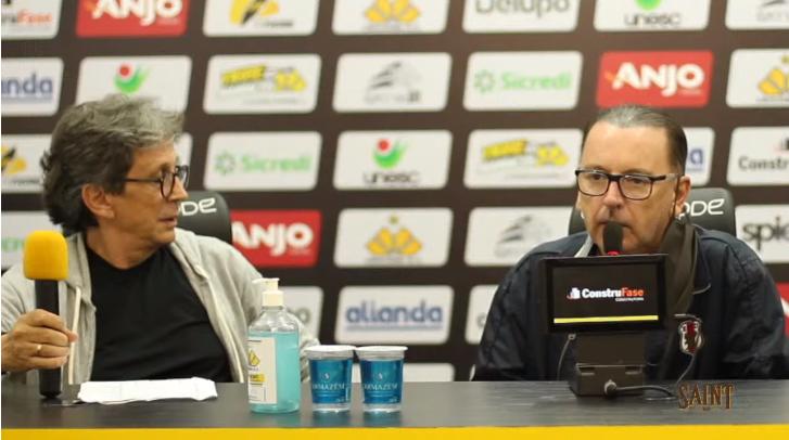 Criciúma está rebaixado para a Série B do Campeonato Catarinense – Foto: Reprodução/YouTube