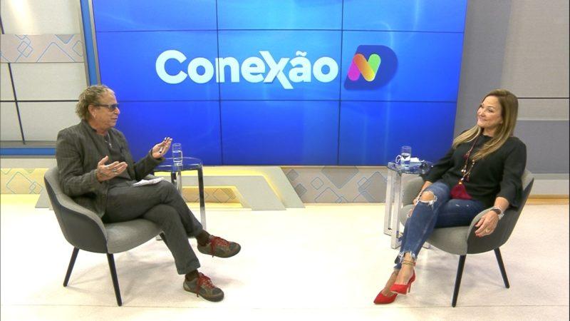 Conexão ND recebe uma das socialites de Florianópolis para uma conversa – Foto: NDTV/Reprodução/ND