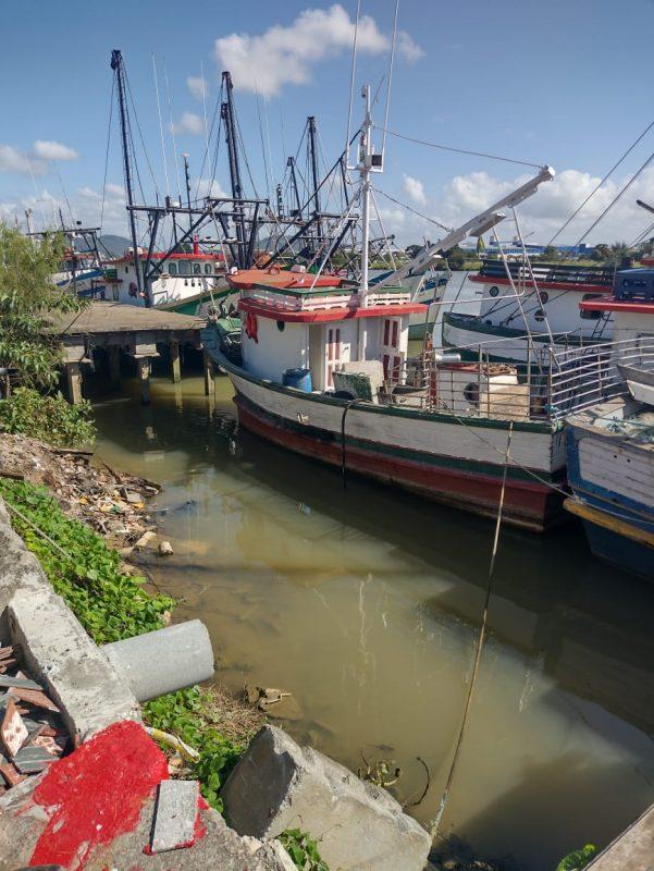 Corpo de Mariane foi encontrado no Rio Itajaí-Açu no começo da tarde desta sexta-feira (9) – Foto: Corpo de Bombeiros/Divulgação