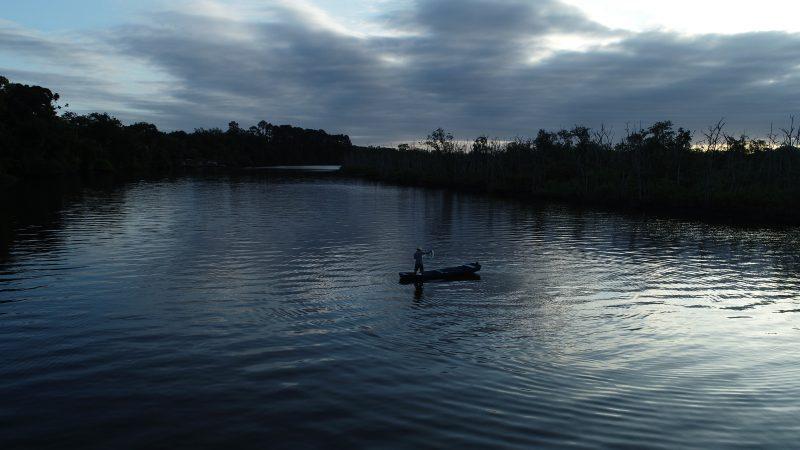 """O rio Parati é berço fundador da cidade, que é o """"rio de refúgio dos pássaros"""" – Foto: Divulgação"""
