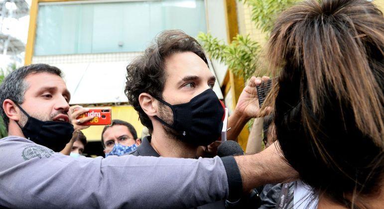 Dr. Jairinho já está preso no Rio de Janeiro pela morte do menino Henry- Foto: Tânia Rego/Agência Brasil