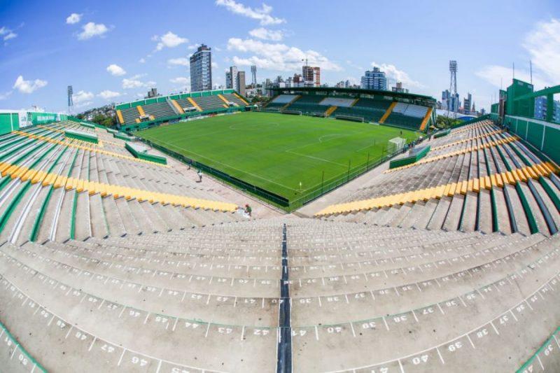 Verdão tem bom retrospecto na Arena Condá – Foto: Foto: Márcio Cunha/Chapecoense/ND