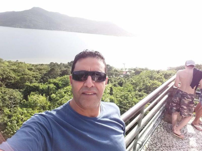 Amr Abdelaziz Mostafa Elsayed estava em Santa Catarina há cerca de dois anos – Foto: Divulgação/ND