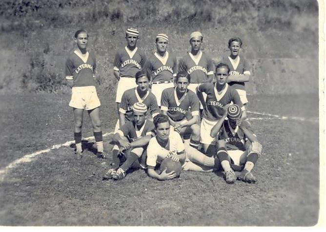 Externato Futebol Clube – Foto: Reprodução/ND